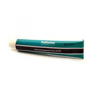 Felisine L-lysine Supplement Paste for Cats